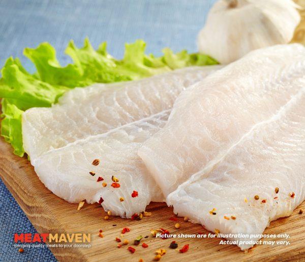 Sutchi Fish Fillet - Raw sample